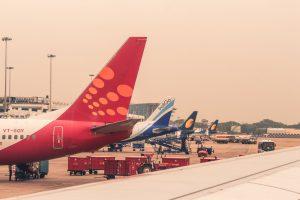Scheduled international flights suspended till August 31.