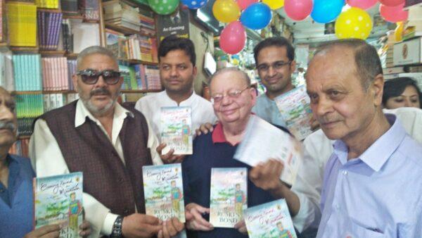 87 साल के हुए महान लेखक रस्किन बॉन्ड, सादगी से मनाया जन्मदिन